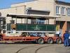V úterý 20. 3. 2012 byl do Brna z Krnova přivezen opravený exponát Technického muzea v Brně – vlečný vůz parní tramvaje č. 25. Snímky byly pořízeny při skládání vozu a následném posunu ve vozovně Medlánky. Foto © Tomáš Kocman.