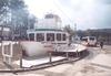 Snímky na této straně věnujeme zahájení letošní plavební sezóny na Brněnské přehradě a slavnostnímu křtu dvou nových lodí DPMB. Situaci vloděnici DPMB před zahájením spouštění lodí na hladinu ilustruje snímek z25. 3. 2012 (lodě BRNO, LIPSKO a UTRECHT). Slavnostní akt křtu lodi DALLAS snastoupenými kapitány a rozbitím láhve šampaňského o trup lodě brněnským primátorem zachycují snímky z14. 4. 2012, stejně jako lodě DALLAS před zahájením slavnosti…  … O týden později, vsobotu 21. 4. 2012 probíhal křest lodě STUTTGART – snímky zachycují loď před zahájením slavnosti a při oficiálním spouštění na vodu. Stejně jako loď DALLAS, má i STUTTGART na bocích nástavby siluetu partnerského města. Dne 8. 4. 2012  pak byl pořízen snímek celé brněnské flotily – pět nových lodí a staronová loď BRNO vpopředí. Foto © Ladislav Kašík.